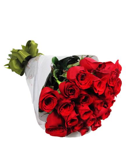 Ramo De 24 Rosas Rojas Floreria Patsy Entregas De Rosas Y Detalles Delivery